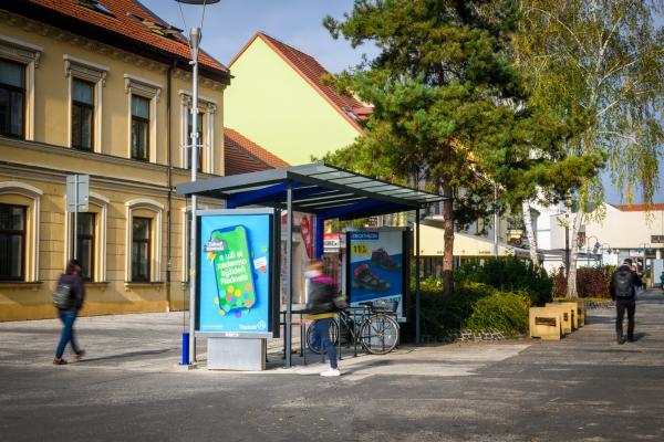 Mestský mobiliár